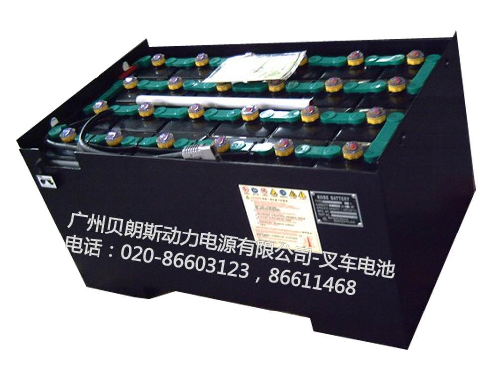 神钢叉车电池vsf6a,48v390ah神钢叉车8fb15蓄电池